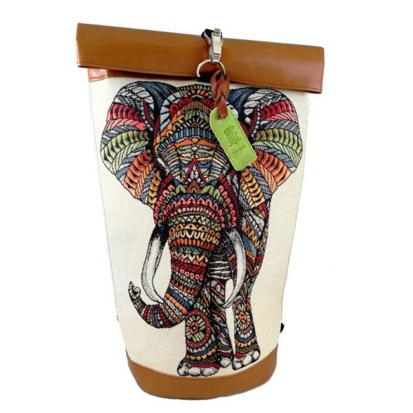 mochila Backpack Elefante